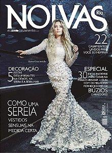Noivas Rio (41) - Como uma sereia: vestidos sensuais na medida certa