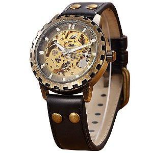 Relógio Unissex Automático Vintage - Sewor