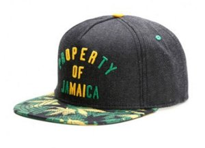 Boné Jamaica Aba Reta - Pangkb