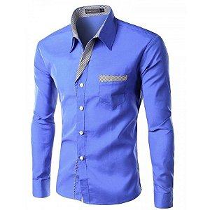 Camisa Social Modern - Slim Fit - Masculina