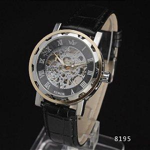 57b63cc718c Relógio Sewor Automático Black