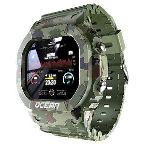 Relógio Smartwatch Inteligente Ocean Shock