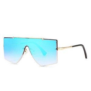 Óculos de Sol Quadrado Vintage