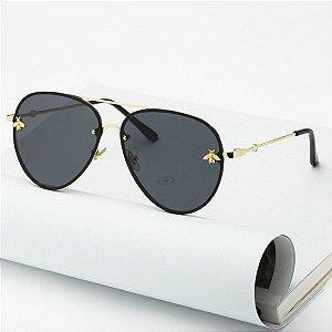 Óculos de Sol Aviador UV400 King Bee