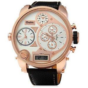 1f5370b4862 Relógio Oulm 3364 Quad - Dali Relógios