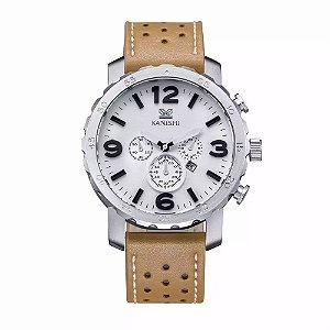 Relógio Kanishi estilo Fossil