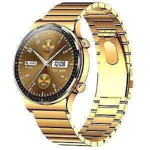 Relógio Eletrônico Smartwatch USDL Amoled + Brindes