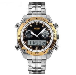 Relógio Digital Masculino SKMEI Luxury