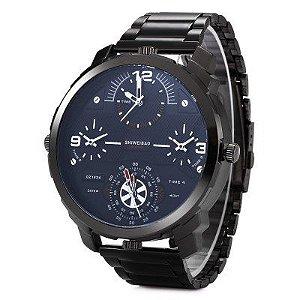 Relógio Shiweibao Four Steel