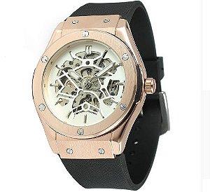 Relógio Forsining Luxo