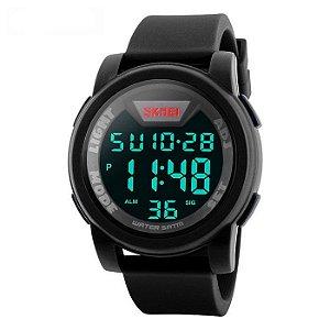 Relógio Digital com Pulseira em Silicone Skmei Sport