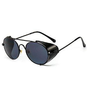 Óculos de Sol Masculino / Feminino Steampunk Molniya