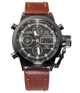 Relógio AMUDA Military