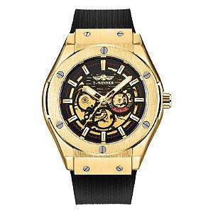 Relógio Masculino Automático Winner Style