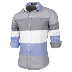 Camisa Social Port Louis - Slim Fit - Masculina