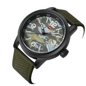 Relógio Masculino Naviforce Militar