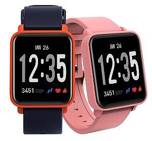 Relógio Eletrônico Smartwatch CF 007 Pró Sport