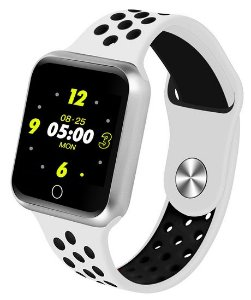 cfc4f426d91c0 Relógio Smartwatch OLED Pró Série 2 - Android ou iOS