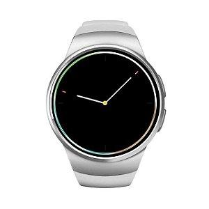 Relógio Eletrônico Smartwatch Eletrônico KW18