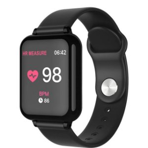 33571cc7e48 Relógio Smartwatch Hero Band - Android e iOS