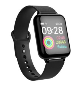 d0a2bcc9c4721 Relógio Smartwatch Hero Band - Android e iOS