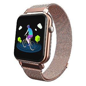 Relógio Eletrônico Smartwatch Y6 Style - 42mm
