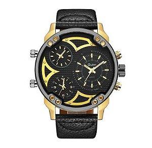 Relógio Masculino Oulm Horizon - 3 Times