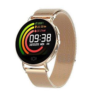 Relógio Smartwatch CF Supreme - Android e iOS