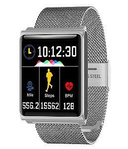 Relógio Eletrônico Smartwatch Magnus Highlight - iOS/Android
