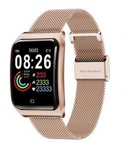 Relógio Eletrônico Smartwatch F9 - 42mm