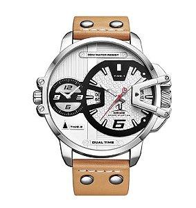 Relógio Masculino Weide Dual Time