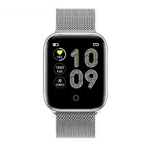 Relógio Smartwatch Eletrônico New York 07 - 42 MM