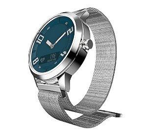 Relógio Eletrônico Smartwatch Lenovo Watch X - Pulseira de aço