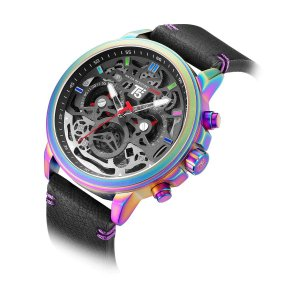 Relógio Masculino T5 - 100% Funcional - Aço Inoxidável