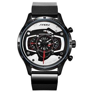 Relógio Masculino Speedometer 100% Funcional - Sinobi