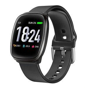 Relógio Eletrônico Smartwatch Lemfo E102 - Full Touch