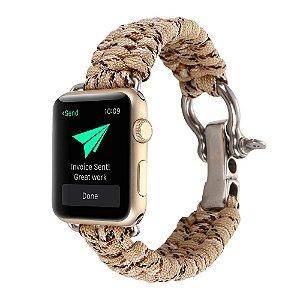 Pulseira para Apple Watch em Corda - Todos os Tamanhos