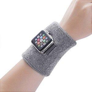 Pulseira Esportiva para Apple Watch - Todos os Tamanhos