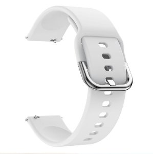 Pulseira de Silicone para Smartwatch Xiaomi Huami Amazfit - 20mm de largura