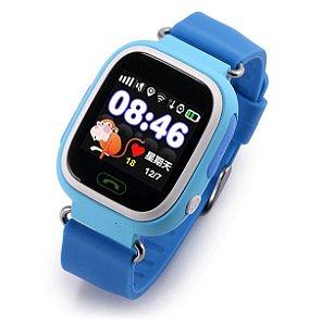 Relógio Smartwatch Infantil Q90 - Wifi / 3G / GPS