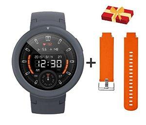Relógio Smartwatch Cardíaco Xiaomi Amazfit Verge com GPS/Glonass + Pulseira de Brinde