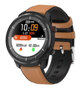 Relógio Eletrônico Smartwatch S10 - 48mm - Conexão com Strava