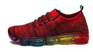 Tênis Sneaker Vapor Max Running - Colorido