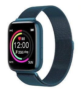 Relógio Smartwatch CF P4 - Para iPhone e Android