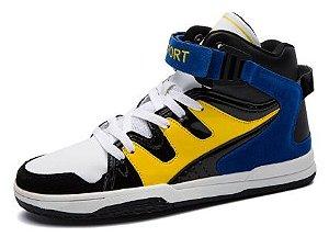 Tênis Sneaker Mid Air Jordan