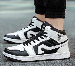 Tênis de Basquete Cano Médio Sneaker One
