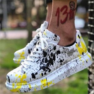 Tênis Sneaker Air Artistic Splash - 33 ao 42