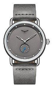 Relógio Onala Slim Couro