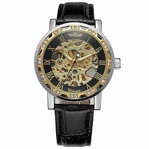 Relógio Automático Winner Retro
