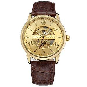 Relógio Masculino Automático Forsining Clássico